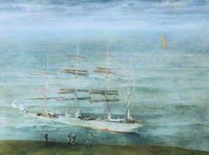 The Wreck of the 'Herzogin Cecilie'