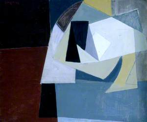 Composition 1952 (Rotating Forms)