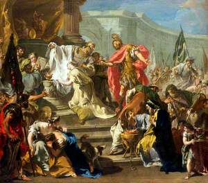 The Sacrifice of Jephtha's Daughter