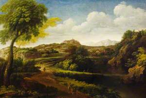 Landscape of the Roman Campagna