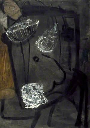 Grey Figure, February 1957