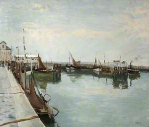 The Harbour, Ostende