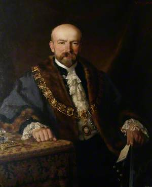 Alderman Frederick A. Dunsford, JP