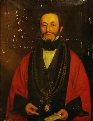 John Traffles Tucker Esq., Mayor (1853)