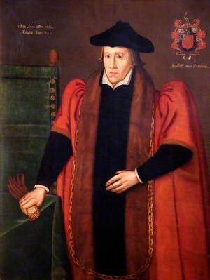 Sir Thomas White Miles (1492–1567), Merchant-Tailor, Lord Mayor of London, Founder of St John's College, Oxford