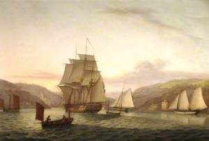 Armed Merchantmen into Dartmouth