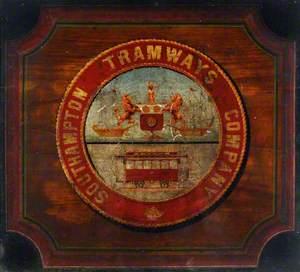 Southampton Tramways Company Panel