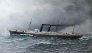 SS 'New York'