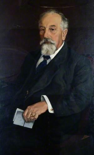 William Francis Gummer Spranger Esq., JP (1848–1917)