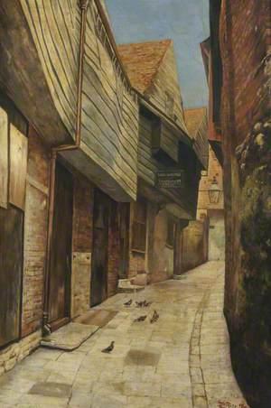 Blue Anchor Lane, Southampton