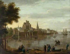 'Old Southampton', Lansdowne Castle