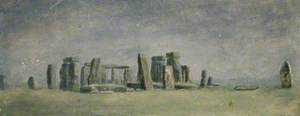 Stonehenge on Salisbury Plain