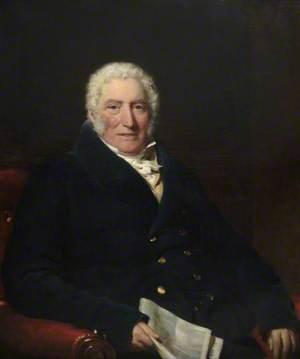 The Reverend Arthur Downes (1765–1838)