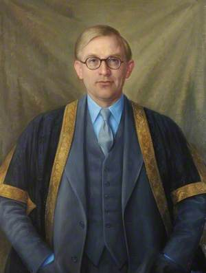 Doctor D. G. James, Vice-Chancellor (1952–1965)