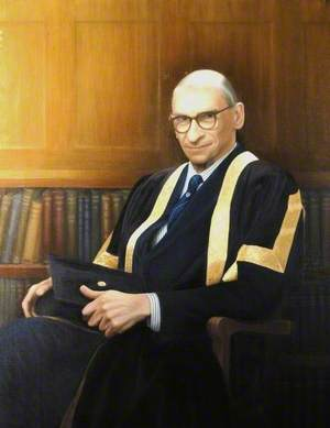 Professor Laurence Gower, Vice-Chancellor (1971–1979)