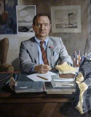 Professor John Roberts, Vice-Chancellor (1979–1985)