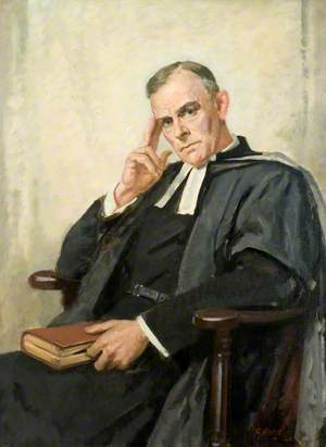 William Cyril Mayne, Principal of Bishops' College, Cheshunt (1920–1925)