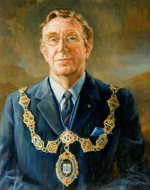Geoffrey Lancashire (1924–1993), Mayor of Berkhamsted