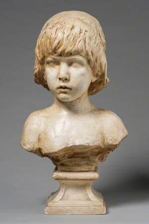 Lorenz Herkomer, Aged Two Years