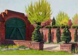 Gates and a Driveway, Avalon Garden, Bushey