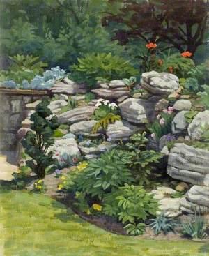 Rock Garden at Avalon, Bushey