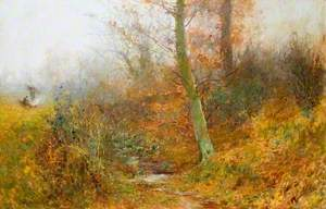 Autumn Leaves, Bushey