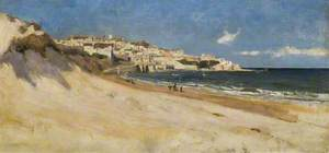 Arab Coastal Village