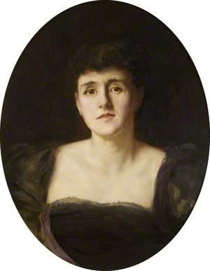 Margaret, Lady Herkomer (1857–1934)