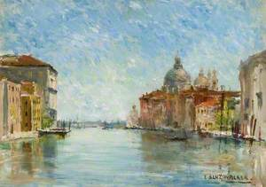 Venice, the Grand Canal