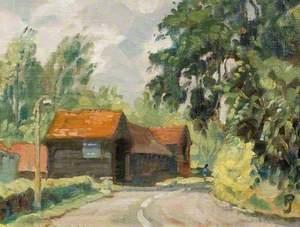 The Barn Rebuilt, Merry Hill Road, Bushey