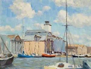 Ipswich Docks, 25 May 1990
