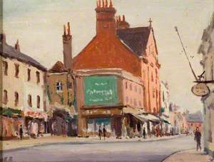 Market Place, Watford High Street