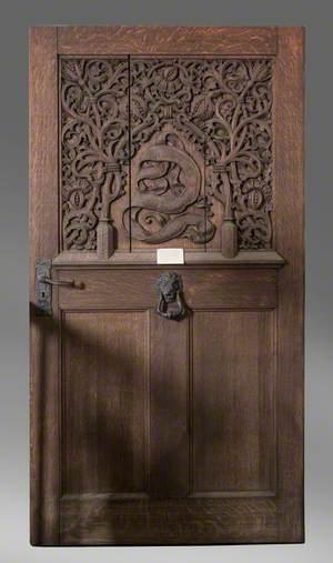 Interior Door from Lululaund