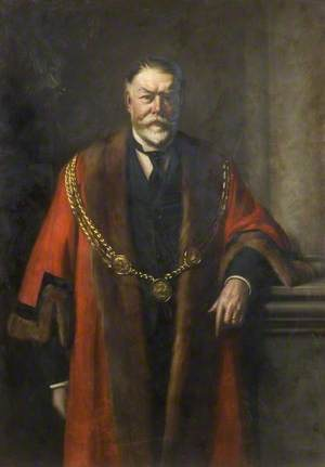 Francis Stanier, Mayor of Newcastle-under-Lyme