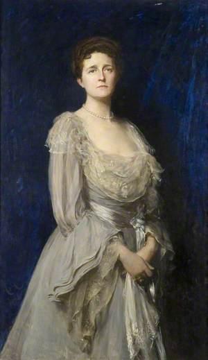 Mrs Edwin Tate (1853–1935) (The Lady in Grey)