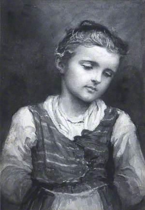 Bavarian Peasant Girl