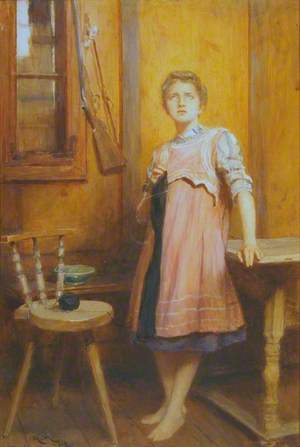 The Poacher's Daughter, 1909