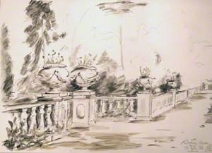 Bushey House (The Upper Terrace), 13 July 1986