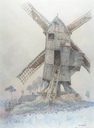 A Mill, Flanders