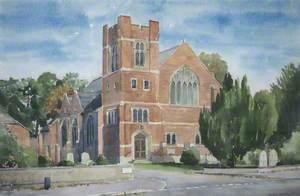 United Reformed Church, Bushey, October 1997