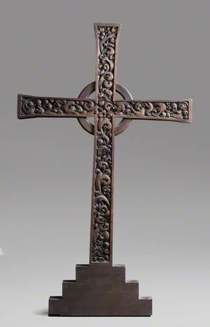Herkomer Cross from St James's, Bushey