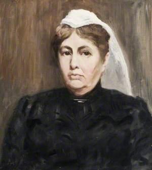 The Artist's Mother (Mrs Maria Susan Chewett), (1836–1918)