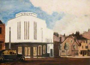 Court Theatre, High Street, Berkhamsted