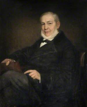 Mr J. Hoare, Headmaster (1833–1879)