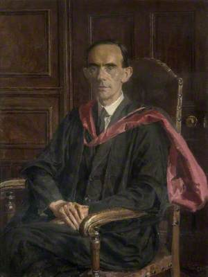 Mr O. W. Mitchell, Headmaster (1939–1948)