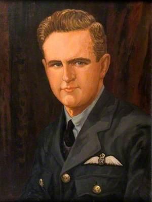 Raymond Harold Saunders (1922–1942), Sergeant Pilot Killed in Air Combat, Malta