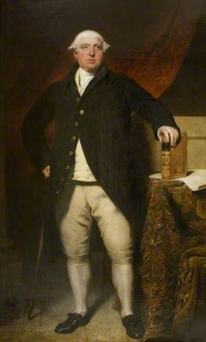 William Plumer (1736–1822), of Gilston Park, MP for Hertfordshire (1768–1807)