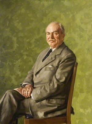 Major General Sir George Burns (d.1997), KCVO, CB, DSO, OBE, MC, Lord Lieutenant (1961–1986)