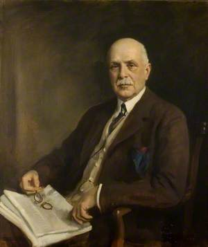 Colonel Charles Elton Longmore (d.1930), County Treasurer (1878–1894), Clerk of the Peace and Chairman of the County Council (1894–1930), Honorary Colonel 1st Hertfordshire Regiment (1921–1930)