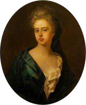 Unknown Woman, formerly known as Sarah Churchill, Duchess of Marlborough